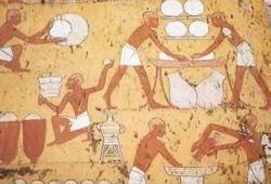Sennik egipski - Słodycze, ciasta, desery