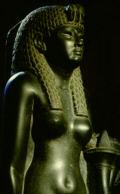 Kleopatra - statuetka