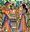 Sennik egipski - kwiaty