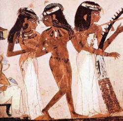 Sennik egipski - Używki