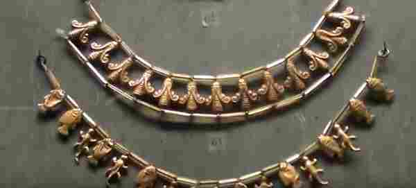 3000 year old jewellery