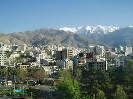 Miasto Teheran, Teheran, Persja, Iran, Starożytny Iran, Islam, Polityka ,  Wojny - Konflikty