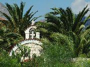 kreta - Ammoudara - Kapliczka w LILI