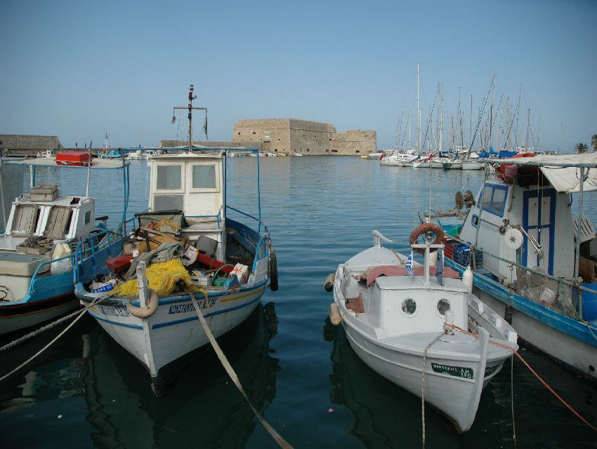 Heraklion - Knossos, Grecja, Kreta