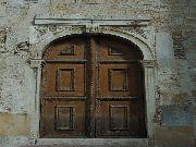 kreta-heraklion-Wejście do katedry św. Minasa