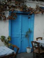 kreta-heraklion-Niebieskie kolory