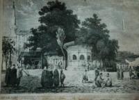 stary sztych z Heraklionu -Kościół p.w. św. Minasa