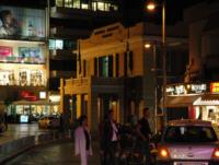 plac w nocy - Heraklion