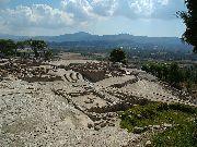 Fajstos / Festos - Pozostałości pałacu Fajstos