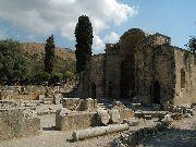 Gortyna / ruiny , Bazylika św. Tytusa