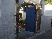 Santorini - Oia - brama