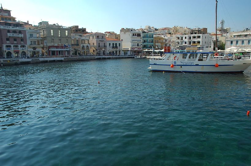 Zatoka Mirabello, Grecja, Kreta