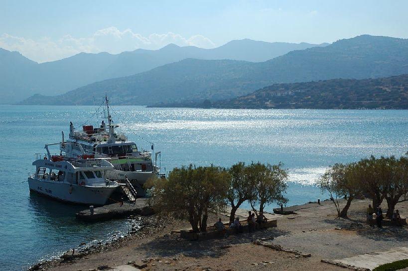 Agios Nikolaos - Spinalonga