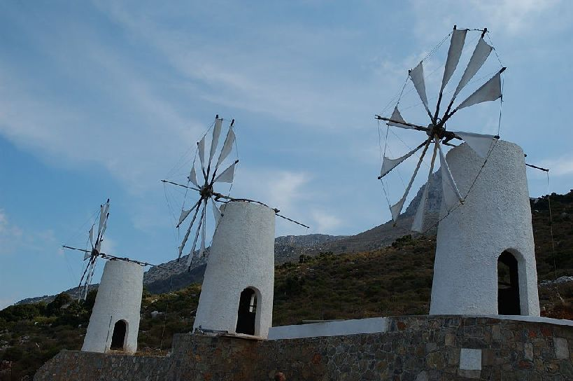 Linki, Grecja, Kreta