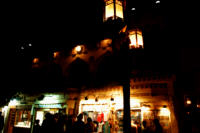 Sharm w nocy