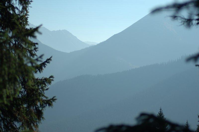 Zasnuły się senne góry - Dolina Chochołowska
